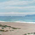 Surfers Knoll Anacapa View #5 by Tina Obrien