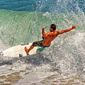 Surfing Action  by Davids Digits