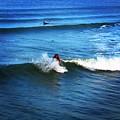 Surfing Boy  by J Celeste