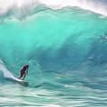 Surfing by Harry Warrick