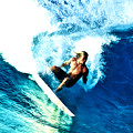 Surfing Legends 9 by Keith Kos