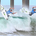 Surfing Sequence by Brian Knott Photography