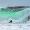 Surfing The Wedge by Eddie Yerkish