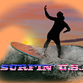 Surfing U.s.a. by Rob Lester