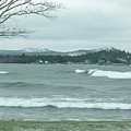 Surfing Waves by Bradley J Nelson