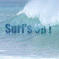 Surf's Up 3 by Barefoot Bodeez Art