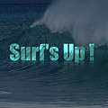 Surf's Up 5 by Barefoot Bodeez Art