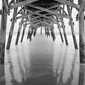 Surfside Pier Exposure by Charles Lawhon