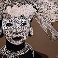 Surma Girl by Irene Jonker