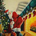 Surprising Santa by Alicia Frese Klenk