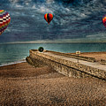 Surreal Beach by Chris Lord