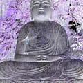Surreal Buddha by Curtis Schauer