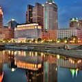 Surreal Columbus Ohio by Frozen in Time Fine Art Photography
