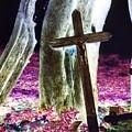 Surreal Crucifixion by Karin Kohlmeier