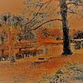 Surreal Langan Park 2 - Mobile Alabama by Marian Bell