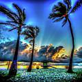 Surreal Sunrise by Lee Hoffman