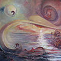 Surrealistic Improvisation by Tigran Ghulyan