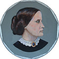 Susan B Anthony Coin by Art Nomad Sandra  Hansen