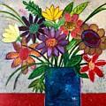 Susans Bouquet by Monica Martin