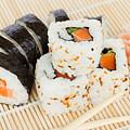 Sushi by Anastasy Yarmolovich