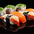Sushi by Dorothy Binder