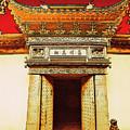 Suzhou Doorway by Steven Hlavac