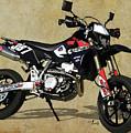 Suzuki Race Motorcycle. 387. by Drawspots Illustrations