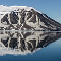 Svalbard Reflection 2 by Russell Millner