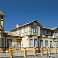 Swakopmund's German Colonial Architecture by Aivar Mikko