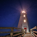 Swallow Tail Lighthouse by Tracy Munson