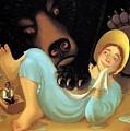 Swamp Angel 21 Paulozelinsky Sqs Paul O Zelinsky by Eloisa Mannion
