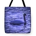 Swan Lake-tote Bag by Vesna Martinjak