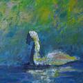Swan by Lou Ewers