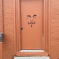 Swann Door by Joseph Yarbrough