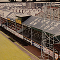 Swansea - Vetch Field - North Bank 3 - 1970s by Legendary Football Grounds