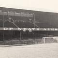 Swansea - Vetch Field - West Terrace 1 - Bw - 1960s by Legendary Football Grounds