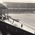 Swansea - Vetch Field - West Terrace 2 - Bw - 1960s by Legendary Football Grounds