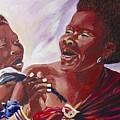Swaziladies by Michael Echekoba