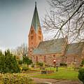 Swedish Brick Church by Sophie McAulay