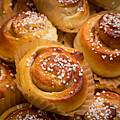 Swedish Cinnamon Rolls by Inge Johnsson