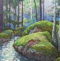 Swedish Woods by Kerstin Zettmar