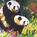 Sweet As Honey by Guanyu Shi