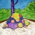 Sweet Bounty by Gloria M Apfel