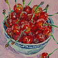 Sweet Cherries by Vitali Komarov