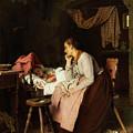 Sweet Dream by Johann Georg Meyer von Bremen