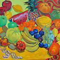 Sweet Fruits by Vitali Komarov
