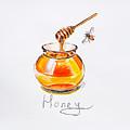 Sweet Honey by Viktoryia Lavtsevich