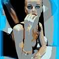 Sweet Judy Blue Eyes by Ed Weidman