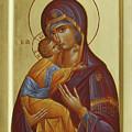 Sweet Kissing Mother Of God by Julia Bridget Hayes