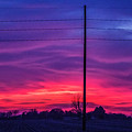 Sweet Nebraska Sunset 004 by NebraskaSC